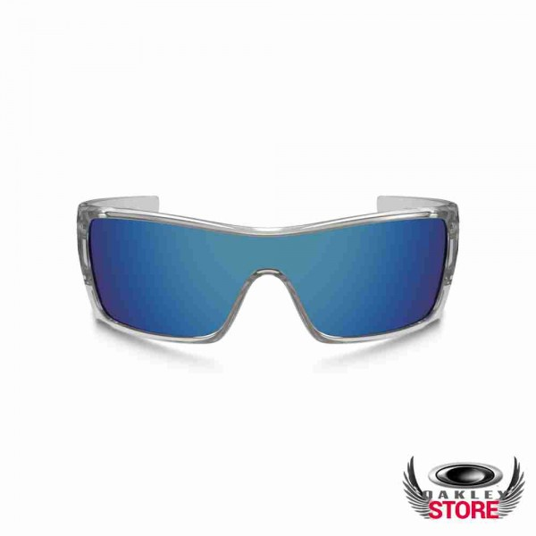 cheap fake oakley batwolf sunglasses clear ice iridium sale rh fakeoakleys4sale com