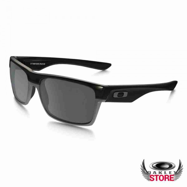 Cheap Fake Oakley Two Face Polished Black   Black Iridium Polarized Sale 07db5f072b