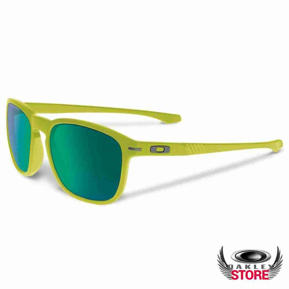 0a463c7a89 Cheap Fake Oakley Enduro Sunglasses Matte Fern   Jade Iridium Polarized Sale