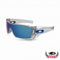 how to tell fake oakley batwolf sunglasses  fake oakley batwolf sunglasses clear / ice iridium