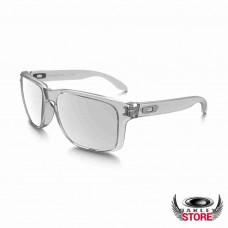 cheap fake oakley holbrook sunglasses  fake oakley holbrook clear / chrome iridium